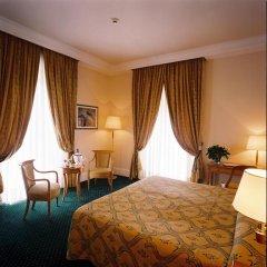 Grand Hotel Rimini 5* Улучшенный номер с различными типами кроватей фото 2