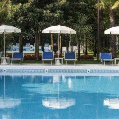 Отель Metropole Италия, Абано-Терме - отзывы, цены и фото номеров - забронировать отель Metropole онлайн бассейн фото 5