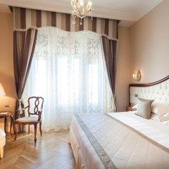 Grand Hotel Rimini 5* Представительский номер с различными типами кроватей фото 4