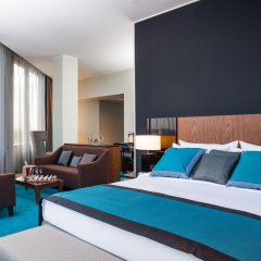 Рэдиссон Блу Шереметьево (Radisson Blu Sheremetyevo Hotel) 5* Люкс с различными типами кроватей фото 2