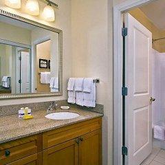 Отель Residence Inn Washinton, Dc/Capitol Вашингтон ванная
