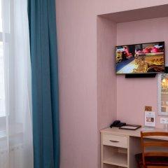 Апартаменты Гостевые комнаты и апартаменты Грифон Стандартный номер с двуспальной кроватью фото 3