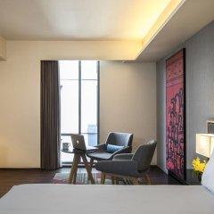Отель Travelodge Sukhumvit 11 4* Улучшенный номер с различными типами кроватей фото 7