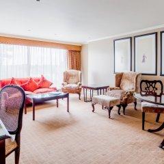 Отель Radisson Blu Edwardian Heathrow 4* Полулюкс с различными типами кроватей фото 4
