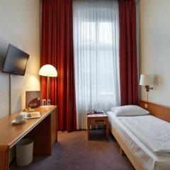 AZIMUT Hotel Kurfuerstendamm Berlin 3* Стандартный номер с различными типами кроватей фото 6