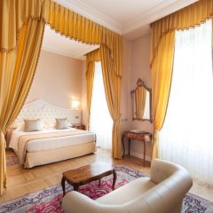 Grand Hotel Rimini 5* Номер Делюкс с различными типами кроватей фото 3