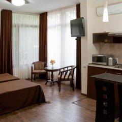 Отель Hin Yerevantsi 3* Студия с различными типами кроватей фото 2