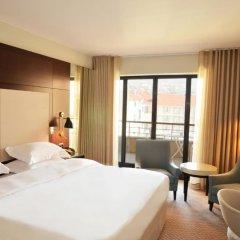 Отель Hyatt Regency Nice Palais De La Mediterranee 5* Стандартный номер