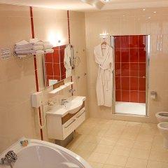 Гостиница Степная Пальмира в Оренбурге отзывы, цены и фото номеров - забронировать гостиницу Степная Пальмира онлайн Оренбург ванная фото 2