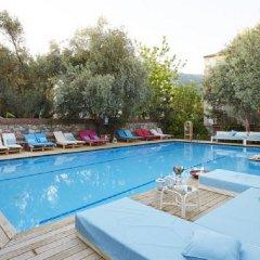 Oyster Residences Турция, Олудениз - отзывы, цены и фото номеров - забронировать отель Oyster Residences онлайн бассейн фото 6