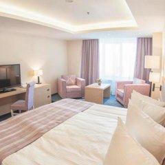Гостиница Корстон Серпухов комната для гостей фото 2