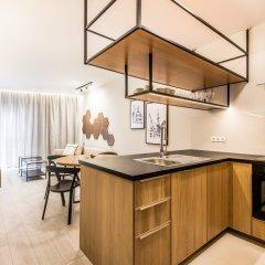 Апартаменты Super-Apartamenty Exclusive в номере