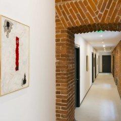 Дизайн-отель Brick интерьер отеля