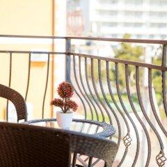 Hotel Buhara балкон