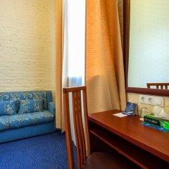 Гостиница Невский Астер 3* Люкс с двуспальной кроватью фото 6