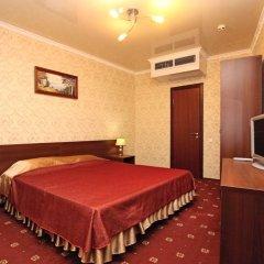 Гостиница Плаза 4* Апартаменты разные типы кроватей фото 2
