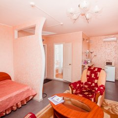 Гостиница Авиастар 3* Студия с различными типами кроватей фото 10