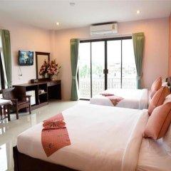 Отель Krabi Phetpailin Hotel Таиланд, Краби - отзывы, цены и фото номеров - забронировать отель Krabi Phetpailin Hotel онлайн комната для гостей фото 5