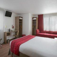 Отель Kyriad Bercy Village 3* Трёхместный номер фото 2