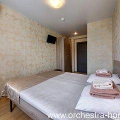 Гостиница Orchestra Horizont Gelendzhik Resort Номер категории Эконом с различными типами кроватей