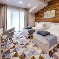 Гостиница LES Art Resort Townhouse Familia с различными типами кроватей