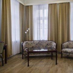 Мини-Отель СПбВергаз 3* Люкс с различными типами кроватей фото 6