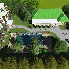 Отель Morakot Lanta Resort Ланта спортивное сооружение