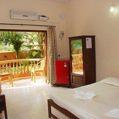 Отель Ruffles Beach Resort Гоа комната для гостей фото 2