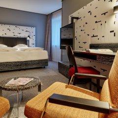 Das Triest Hotel комната для гостей