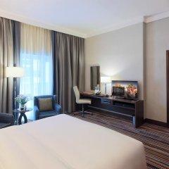 dusitD2 kenz Hotel Dubai 4* Стандартный семейный номер с различными типами кроватей