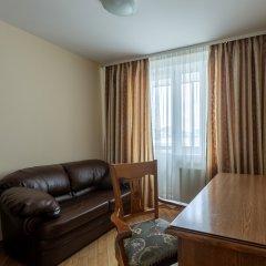 Апарт-отель Волга 3* Апартаменты Делюкс фото 3