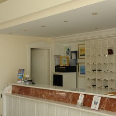 Отель Porto Iliessa ApartHotel интерьер отеля