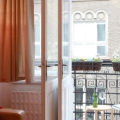 Отель Residence Bílkova Чехия, Прага - отзывы, цены и фото номеров - забронировать отель Residence Bílkova онлайн комната для гостей фото 8