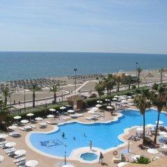 Отель Smy Costa del Sol пляж