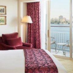 Отель Grand Nile Tower 5* Люкс Diplomatic с различными типами кроватей
