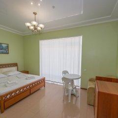 Мини-Отель Парадиз Стандартный номер с двуспальной кроватью фото 5