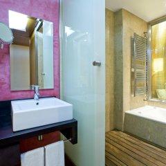 Отель Regente Aragón 4* Улучшенный номер с различными типами кроватей фото 6