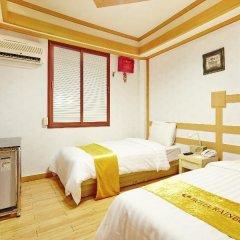 Rainbow Hotel Сеул комната для гостей фото 4
