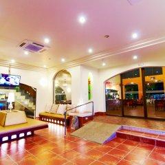 Отель Peace Resort Pattaya интерьер отеля фото 4