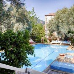 Oyster Residences Турция, Олудениз - отзывы, цены и фото номеров - забронировать отель Oyster Residences онлайн бассейн фото 3