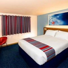Отель Travelodge Manchester Sportcity Манчестер комната для гостей фото 4