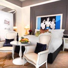 Aria Hotel Budapest 5* Номер Luxury с различными типами кроватей фото 2
