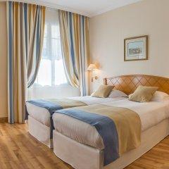 Отель Etats-Unis Opera Париж комната для гостей фото 4