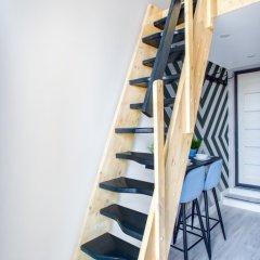 Гостиница ApartVille Стандартный номер с различными типами кроватей фото 26