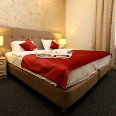 Гостиница Эден 3* Улучшенный номер с различными типами кроватей фото 4