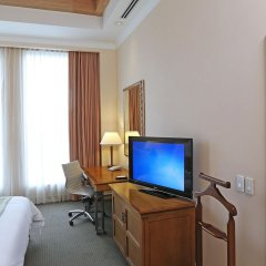 Отель Real InterContinental Tegucigalpa at Multiplaza Mall комната для гостей фото 7