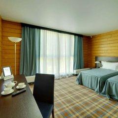 Гостиница LES Art Resort Люкс Simple с различными типами кроватей