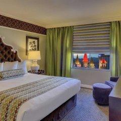 Отель Excalibur 3* Люкс повышенной комфортности с различными типами кроватей
