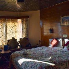 Отель Welcome Hotel at Gulmarg Индия, Гульмарг - отзывы, цены и фото номеров - забронировать отель Welcome Hotel at Gulmarg онлайн комната для гостей фото 2