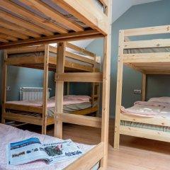 Хостел Остановись Кровать в общем номере с двухъярусной кроватью фото 2